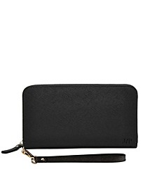 Wallet With Built-In Phone Charger