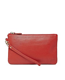 Built-In Charger Wristlet