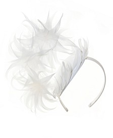Feathered Arch Fascinator