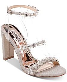 Adel Evening Sandals