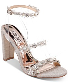 Badgley Mischka Adel Evening Sandals