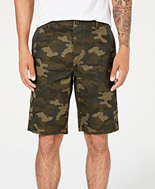 Men's Camo Shorts, Created for Macy's