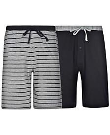 Men's Jersey Knit Short, 2 Pack