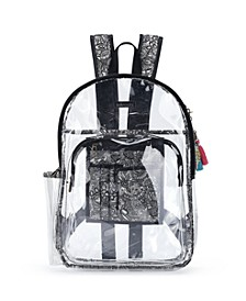 Clear Festival Backpack