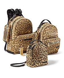 Leopard Back-to-School Bag Collection