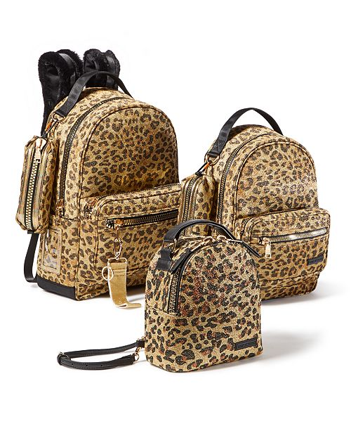 Steve Madden Leopard Back-to-School Bag Collection