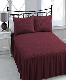 Samantha 3-pc King Bedspread