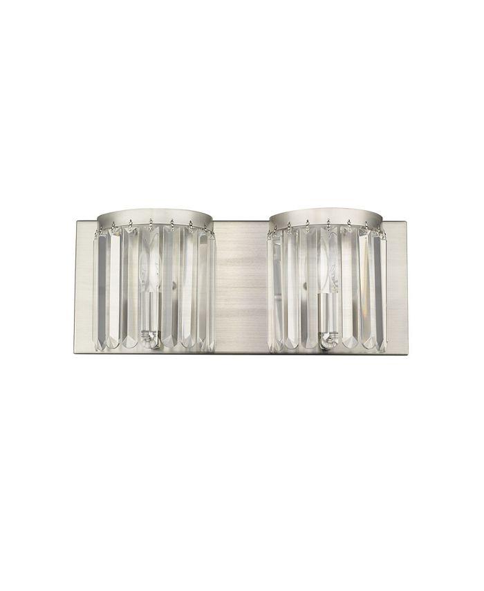 Livex - Ashton 2-Light Bath Vanity Fixture