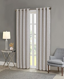 """Bergen Window Panel Silver 95"""""""
