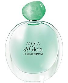 Giorgio Armani Acqua di Gioia Eau de Parfum, 3.4 oz