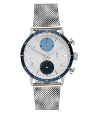 Ellen Degeneres Women's Silver Stainless Steel Bracelet Watch 38mm