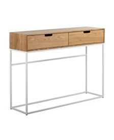 Camden 2-Drawer Console, Quick Ship