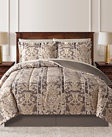 Morris Reversible 8-Pc. Comforter Sets