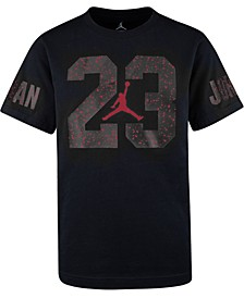 Little Boys Jumpman 23 Logo T-Shirt
