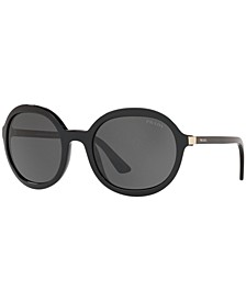 Sunglasses, PR 09VS 56 HERITAGE