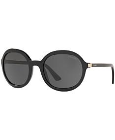 0d030de366c39 Prada Sunglasses For Women - Macy's