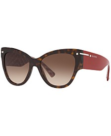 Valentino Sunglasses, VA4028 55
