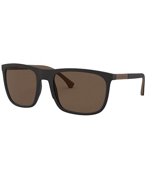 Emporio Armani Sunglasses, EA4133 59