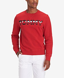 Men's Tried & True Regular-Fit Embroidered Logo Sweatshirt