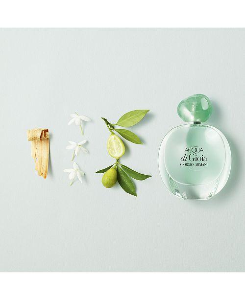 a291bf638 ... Giorgio Armani Acqua di Gioia Eau de Parfum Fragrance Collection ...