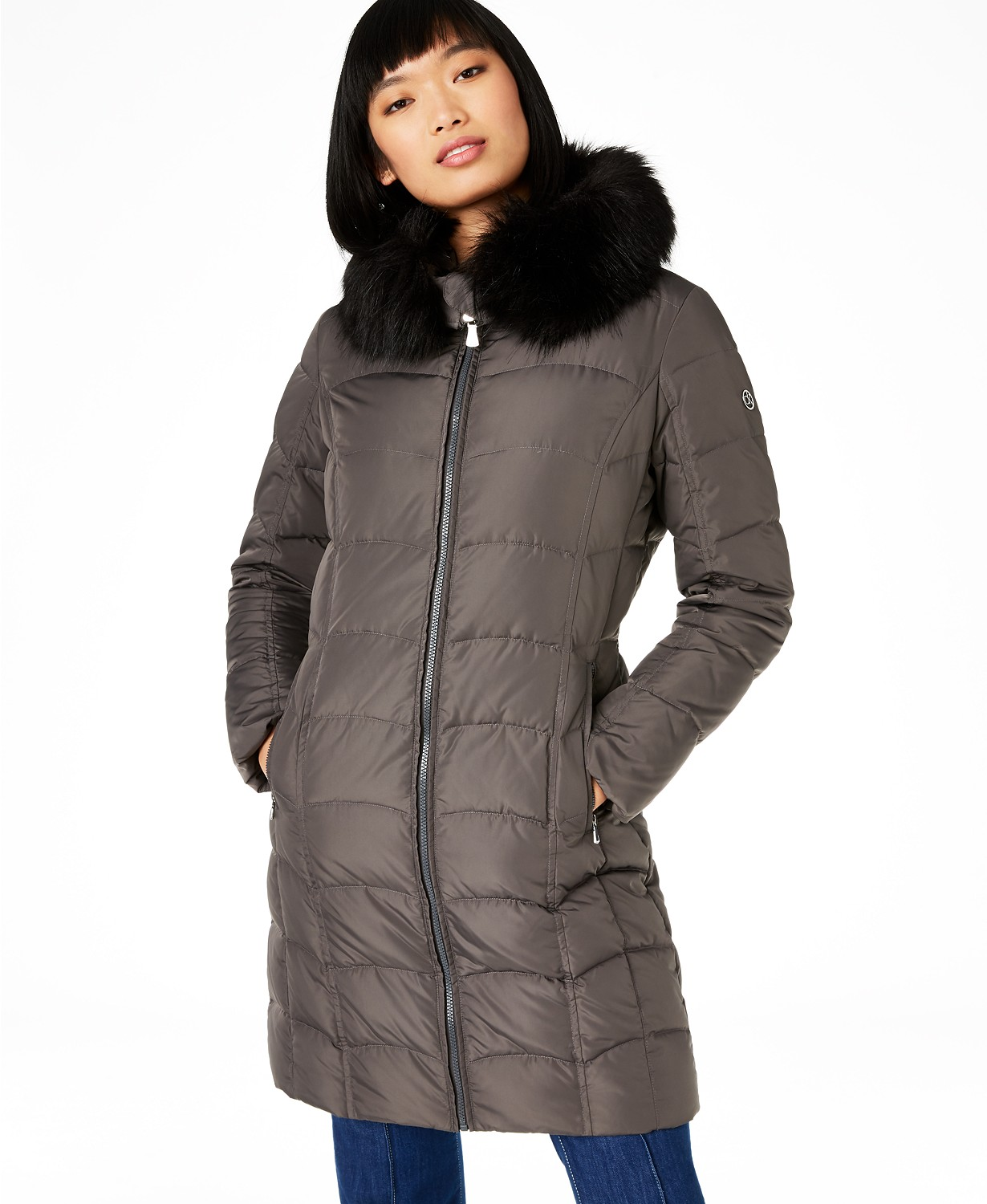 Calvin Klein Coatsup to 67% OFF!