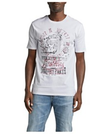 Silver Jeans Co. Dalian Short-Sleeve Graphic Tee
