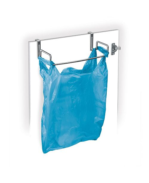 Lynk Over Cabinet Door Bag Holder Organizer