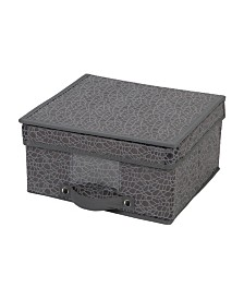 Simplify Embossed Nest Medium Storage Box