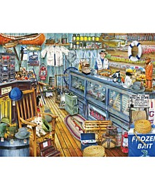 Puzzles The Bait Shop 1000 Piece Jigsaw Puzzle