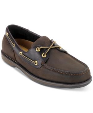 Rockport Men's Perth Boat Shoes Men's Shoes