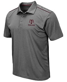 Colosseum Men's Texas A&M Aggies Eagle Polo