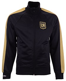 Mitchell & Ness Men's Los Angeles Football Club Track Jacket