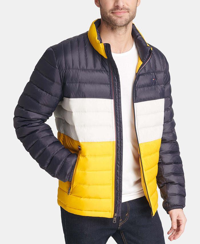 Tommy Hilfiger - Men's Packable Puffer Jacket