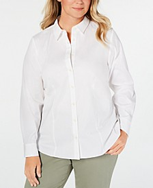 Plus Size Shirt, Created for Macy's