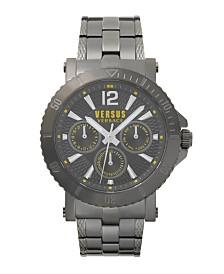 Versus Men's Gunmetal Bracelet Watch 22mm