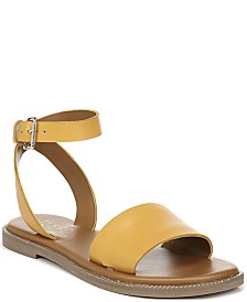 Franco Sarto Kyra Leather Sandals