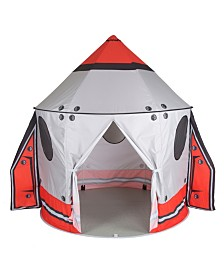 Pacific Play Tents Classic Spaceship Peach Skin Pavilion W/Wings