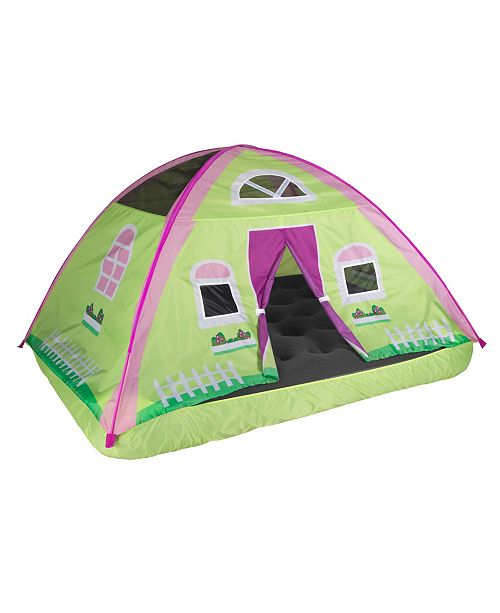 Pacific Play Tents Cottage Bed Tent - 77 In X 38 In X 35 In