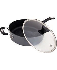 Stone Earth All-In-One Sauce Pan with APEO-Free Non-Stick Coating