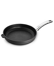 "Professional Series 10"" Ceramic Earth Fry Pan, Hand Cast"