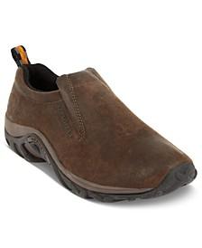 Jungle Nubuck Moc Slip-On Shoes