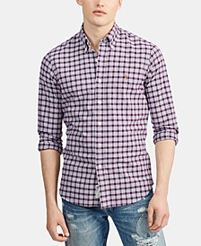 Men's Classic Fit Oxford Button-Down Shirt