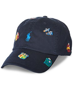 0720f921b Polo Ralph Lauren Men's Hats - Macy's