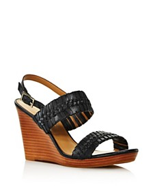 Jack Rogers Tinsley High Wedge Sandals