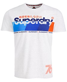 Superdry Men's 76 Graphic T-Shirt