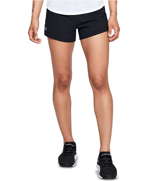 Under Armour Launch Go All Day Shorts