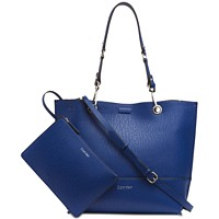 Calvin Klein Sonoma Reversible Tote with Pouch (Multiple Colors)