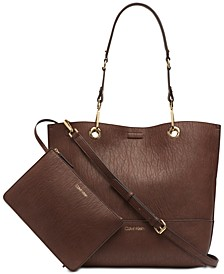 Sonoma Reversible Tote with Pouch