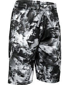 Under Armour Boy's Renegade 2.0 Printed Shorts