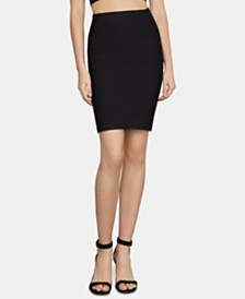 BCBGMAXAZRIA Pull-On Pencil Skirt